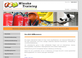 Wieske-Training